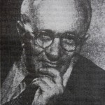 photo: The first director of the Institute, Roman Lutman, doc. Dr.