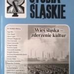 """okładka """"Studiów Śląskich"""" tomu 74"""