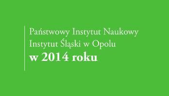 Sprawozdanie 2014