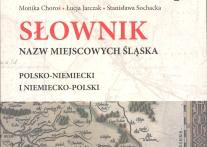 Słownik nazw miejscowych Śląska. Polsko-niemiecki i niemiecko-polski