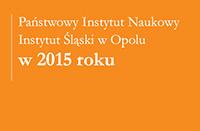 Sprawozdanie 2015