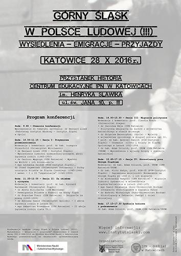 Górny Śląsk w Polsce Ludowej III