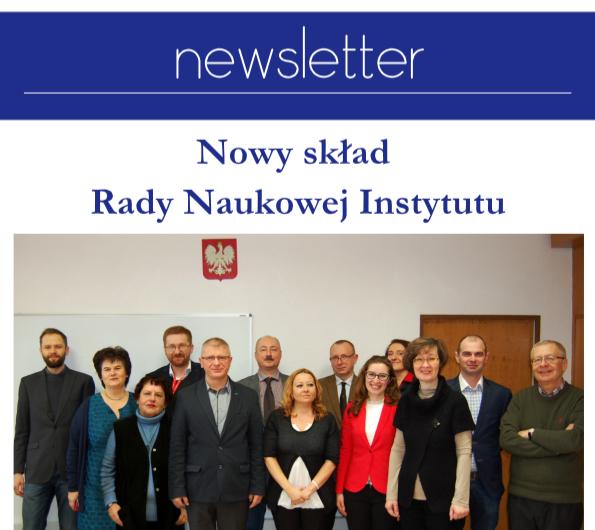 Newsletter nr 2 (8) 2016