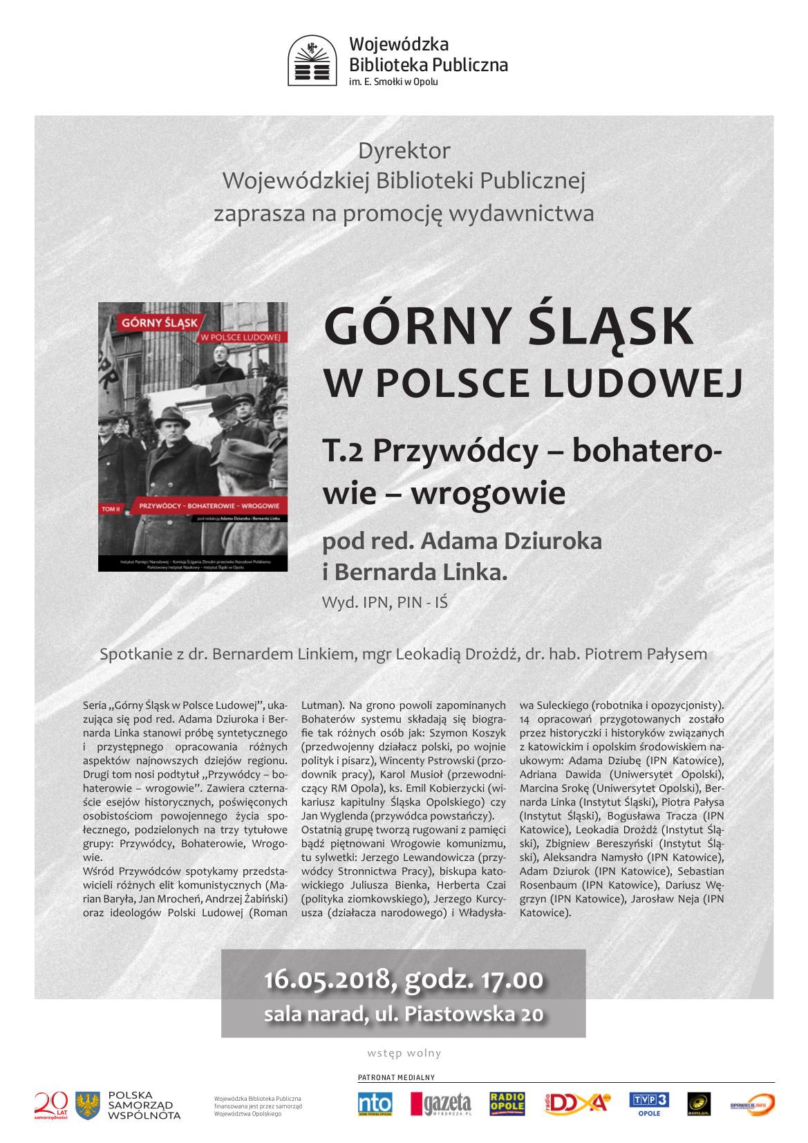 Górny Śląsk w Polsce Ludowej