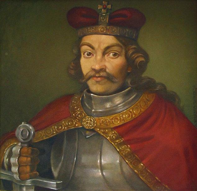 Książę Konrad I