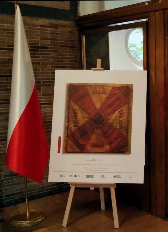 Wystawa Ślązacy dla Niepodległej - końcowa plansza wystawy