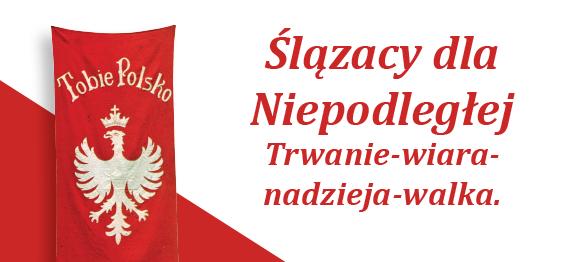 Wystawa Ślązacy dla Niepodległej - miniaturka plakatu