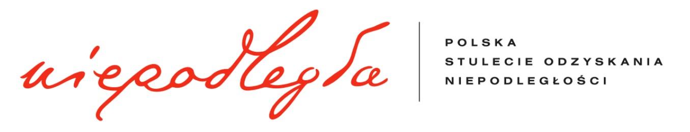 Logo Programu Wieloletniego Niepodległa