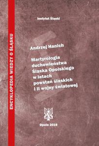 Okładka książki Martyrologia duchowieństwa