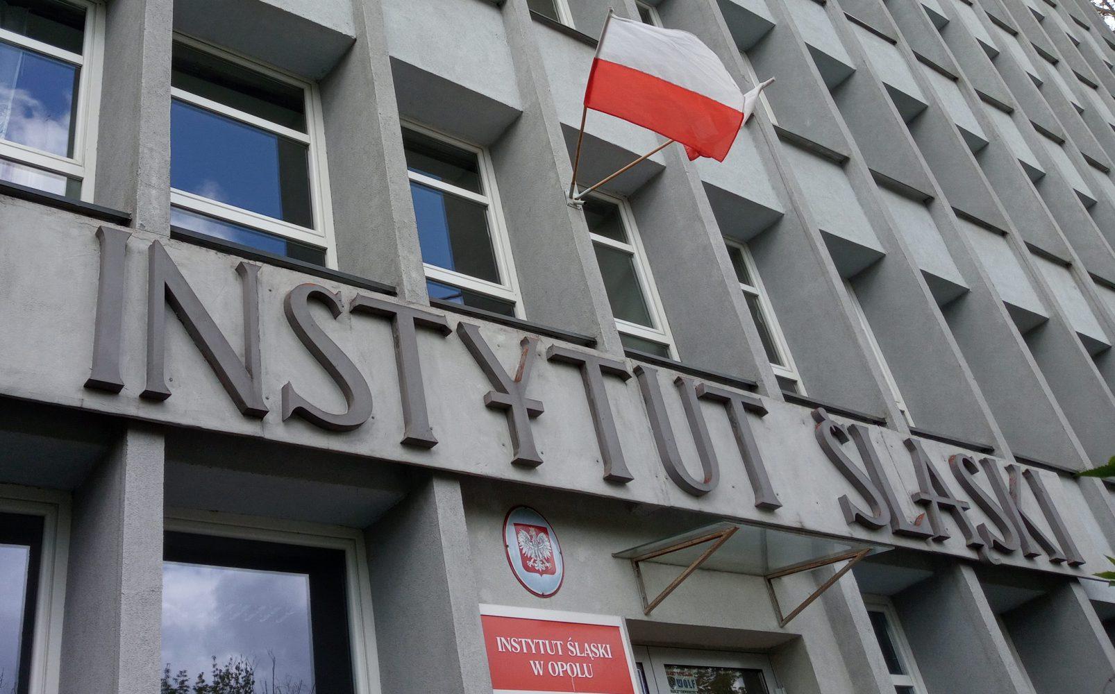 Zdjęcie elewacji siedziby Instytutu Śląskiego