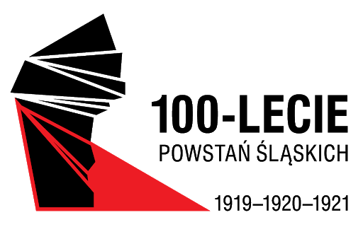 Logo 100-lecia Powstań Śląskich