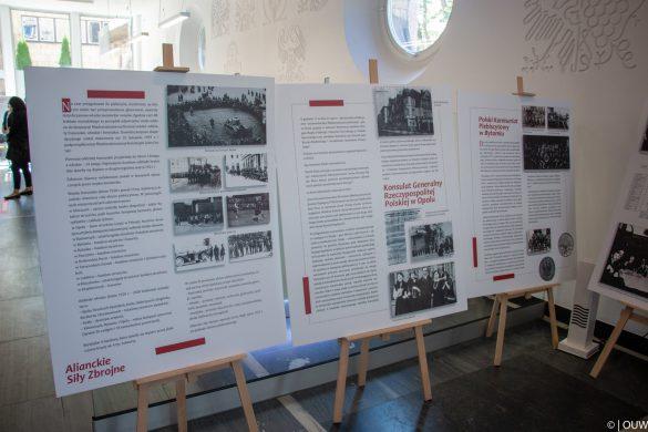 Wystawa - plansze