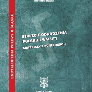 Stulecie odrodzenia polskiej waluty - okładka