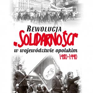 Rewolucja Solidarności t. 1 - okładka