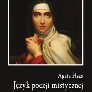Język poezji mistycznej okładka