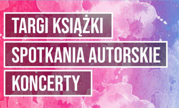 5. Festiwal Ksiązki w Opolu - fragment grafiki promocyjnej, funkcja estetyczna