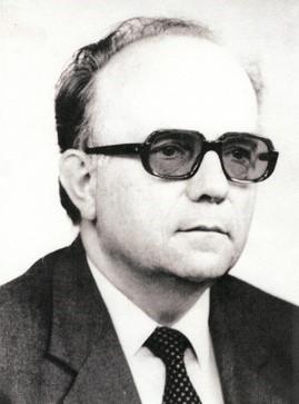 Portret prof. J. Kroszela. Fot. ze zbiorów Instytutu Śląskiego