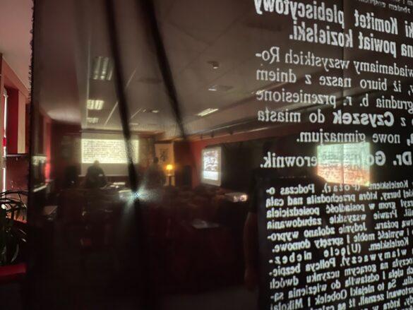 """Prezentacja wystawy multimedialnej """"100 lat temu na Śląsku"""""""