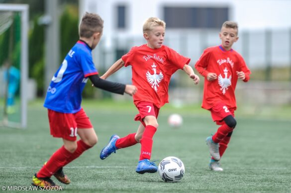 Młodzieżowy piłkarski Turniej Pamięci Powstań Śląskich 2021 (fot. M.Szozda)